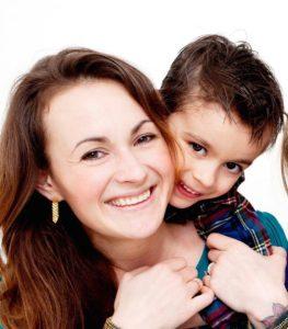 Lynnea Shrief and son Roman Shrief (6)
