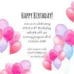 IPEN Celebrates 8 Years teaching Placenta Remedies!
